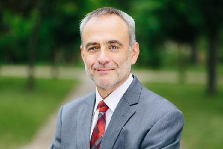 Rektor Prof. Dr. Roland E. Fischer / © ThHF | Thomas Sasse