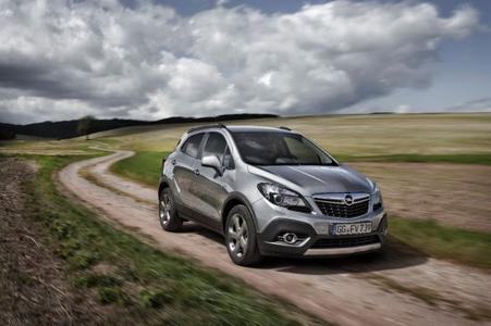 Spitze im Segment: Der Opel Mokka verkaufte sich im Oktober in Deutschland 2.712 Mal und ist damit die Nummer 1 bei den SUV