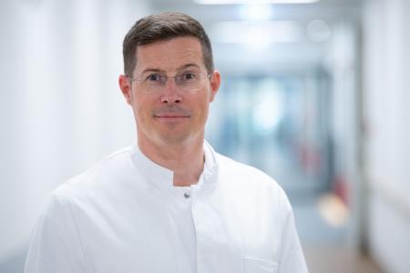PD Dr. Jörg Herold ist neuer Direktor der Klinik für Angiologie