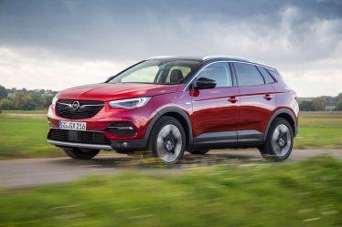 Newcomer: Der Opel Grandland X startete zum Jahresende
