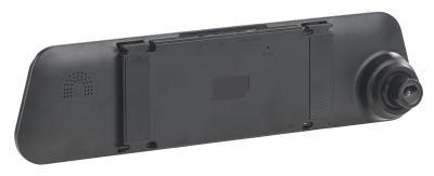 "NavGear HD-Rückspiegel-Dashcam mit Rückfahrkamera und 10,9-cm-Display (4,3"")"