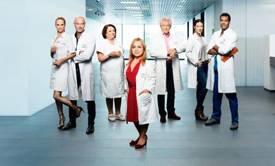 "Successful ZDF family medical series ""Dr. Klein"" is set to continue"