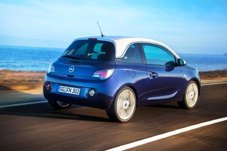 Stylish, individuell und absolut verlässlich: Beim TÜV-Report 2018 holt der Opel ADAM als Mängel-Zwerg den Sieg in der Mini-Klasse