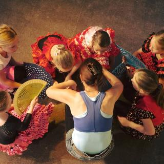 Flamenco-Camp 3. bis 8. August