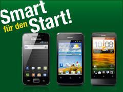 Abstimmung Einsteiger-Smartphone