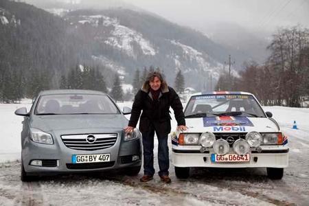 Rallye-Legende Christian Geistdörfer kehrt zurück zu Opel
