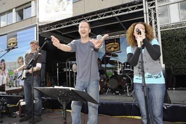 Krüger Sportfest 2010 lockt mehrere tausend Besucher auf das Werksgelände