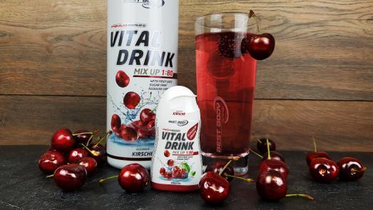 Vital Drink Squezze