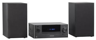 auvisio Mini-HiFi-System MSX-712.dvd mit DVD-/CD-/Media-Player, Bluetooth & FM, 120 Watt