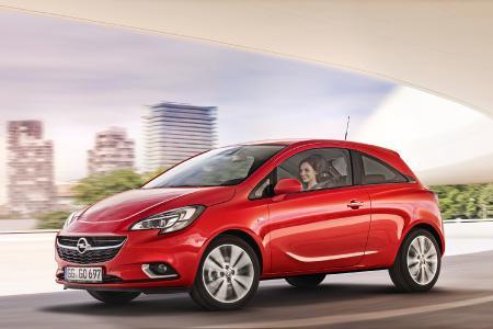 Bestens vernetzt und top ausgestattet: Der neue Opel Corsa ON mit Opel OnStar, IntelliLink und weiteren Komfort-Features