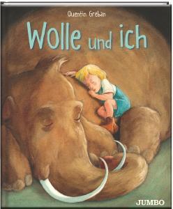 """Cover """"Wolle und ich"""""""
