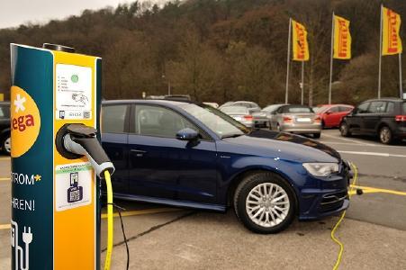 Pirelli und Entega errichten E-Ladesäule in Breuberg