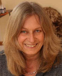 Roswitha Stark, renommierte Heilpraktikerin und erfolgreiche Buchautorin