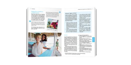 Innenansicht: Häufige Reise-Krankheiten und Wehwehchen
