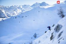 La Verbier Freeride Week by Dynastar Approche à Grands Pas
