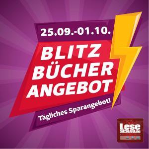 """""""Herbst""""-Blitz-Bücher-Angebot!"""