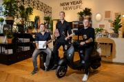 vlnr: Das Pop up Team von Brickspaces Johannes Hauswald Martin Bressem Marc Selicke, credit Brickspaces