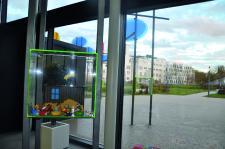Weihnachtskrippen-Ausstellung in der Kinder- und Jugendpsychiatrie