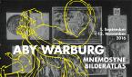 Do, 01.09.-So, 13.11.2016: Aby Warburg. Mnemosyne Bilderatlas