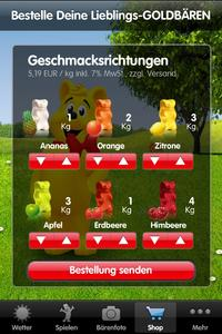 Die neue iPhone-App von HARIBO vereint Spiel und Freude mit nützlichen Mehrwerten für den Alltag!