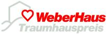 WeberHaus Traumhauspreis Logo