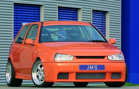 Youngtimer Tuning: Body kit for the Golf 3