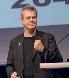 Stephan Ehlers, Experte für Jonglieren, Lernen und Gehirn-Wissen