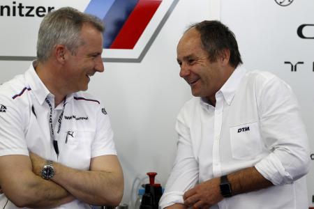 Jens Marquardt, Gerhard Berger