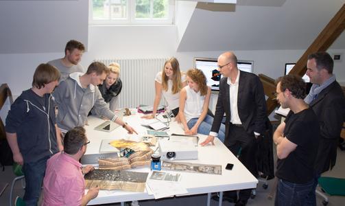 Im Musicalfieber: Interdisziplinäre Zusammenarbeit der Studiengänge Musical und Media und Interaction Design