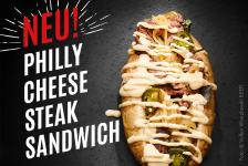 OTTO GOURMET revolutioniert das  Philly Cheese Sandwich