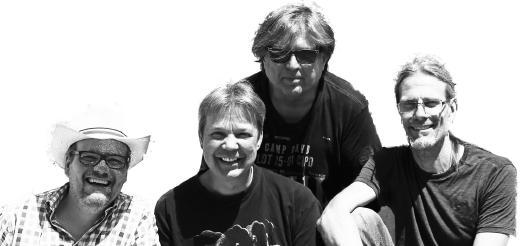 Hansi Linde Band. Foto: Hans-Jürgen Linde