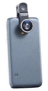 NX 4159 2 Somikon Premium Smartphone Vorsatz Linsen Set