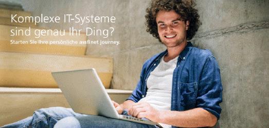 Ausbildung bei assfinet - Fachinformatik für Systemintegration