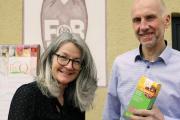 202104 - Renate Ladner und Werner Schuegraf, Gründer der livQ