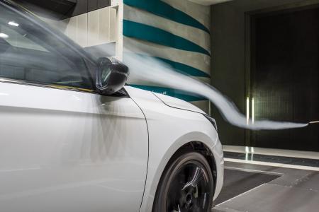 New Opel Corsa Top in Aerodynamics