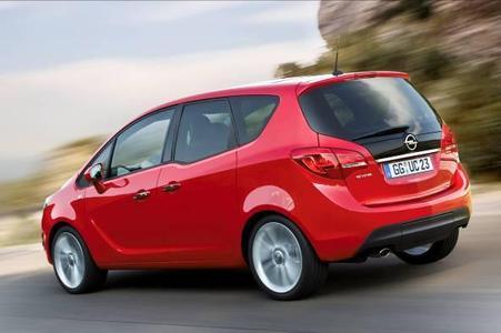 Opel ist mit dem Meriva 1.3 CDTI ecoFlex Selection ein besonders guter Wurf in puncto Wertstabilität gelungen