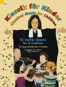 Schott ED 23015 Klassik für Kinder