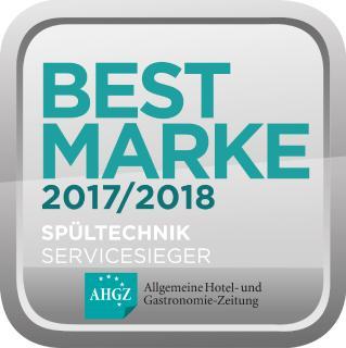 """""""Bestmarke 2017/2018"""" der AHGZ: Meiko-Service punktet erneut"""