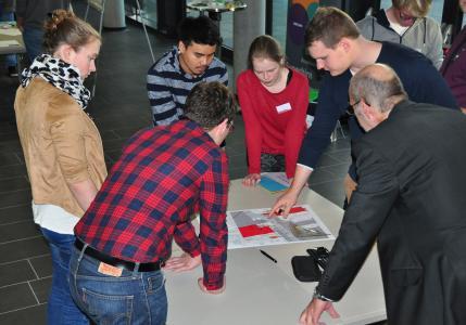 Studierenden Teams / Foto: FH Lübeck