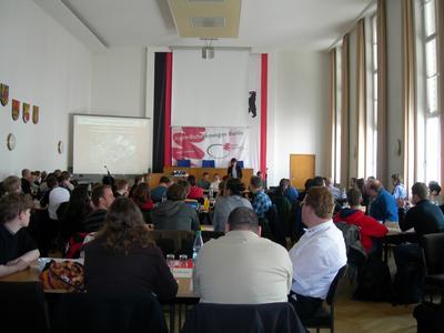 Mitgliederversammlung des Landesjugendring Berlin e.V. tagte im Rathaus Wilmersdorf