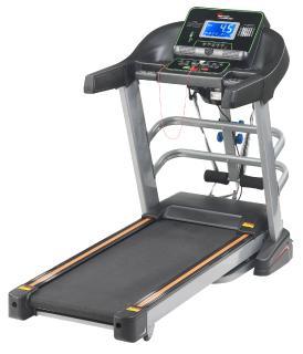 NX 5883 1 newgen medicals Profi Laufband und Fitness Station LF 512.multi