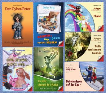Kinderbücher zum Vorlesen und selbst lesen