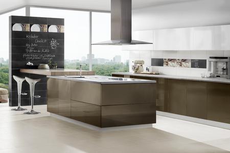 wohntrend offene k che industrieverband keramische fliesen platten e v pressemitteilung. Black Bedroom Furniture Sets. Home Design Ideas