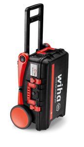 Um Beschwerden vorzubeugen sind Tools wie der Wiha Werkzeugkoffer XXL III eine effektive Unterstützung./ Bild: wiha/ AGR
