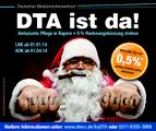 2014 Wird in Bayern die DTA-Abrechnung im Bereich der ambulanten Pflege zur Pflicht