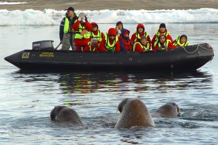 Arktis mit Poseidon Expeditions