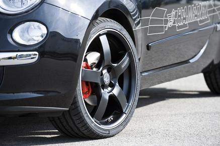 Hamann Sportivo The Lively Tuning Programme For The Fiat 500