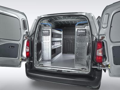 Volles Programm: Opel Combo für jeden Zweck bestens gerüstet