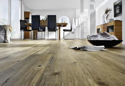 JOKA Designboden Deluxe Design 555 5407 Blond Pine V4