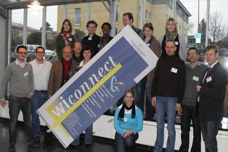 """Teilnehmer des """"wimentos""""- Programms blicken optimistisch in ihre berufliche Zukunft"""